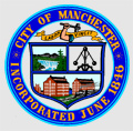 manchester city seal logo