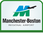 Manchester-Boston Regional Airport Logo