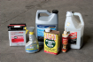 image of hazardous household cleaning products