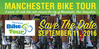 Click for Manchester Bike Tour, September 11, 2016
