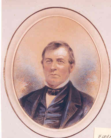 Manchester's First Mayor, Hiram Brown