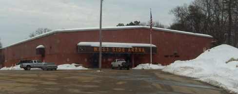 West Side Arena -exterior