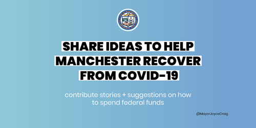 Share ideas to help Manchester recover from COVID-19