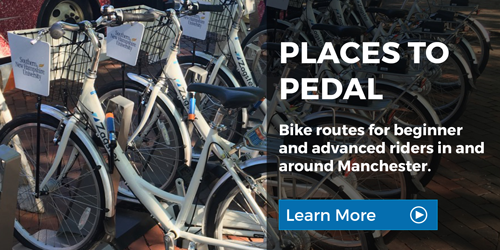 Bike Routes around Manchester
