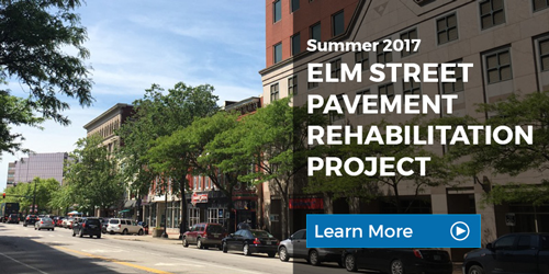Elm Street Pavement Rehabilitation Project
