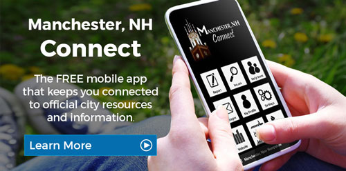 Manchester, NH Connect Mobile App