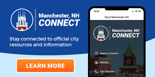 Manchester, NH Connect - Stay connected to official city resources and information