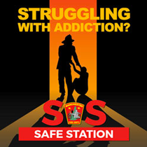 Safe Station Graphic Ad