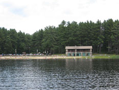 Crystal Lake Beach