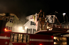 Lake Ave Fire 2008 - 7