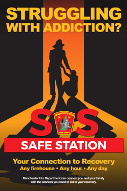 Safe Station Poster and Downloadable Infographic Fact Sheet
