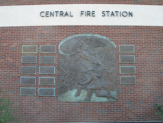 Central Fire Station Memorial