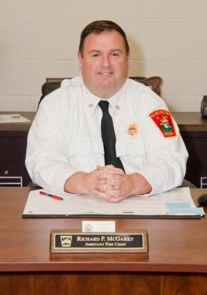 Assistant Chief Richard P. McGahey