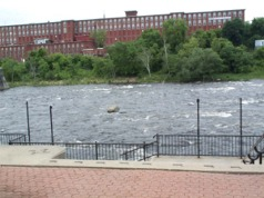 Merrimack River - Arms Park