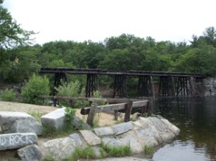 Piscataquog River - Boat Launch