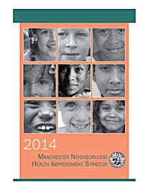 Manchester Health Improvement Strategy Cover