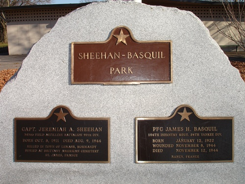 Sheehan-Basquil Monument