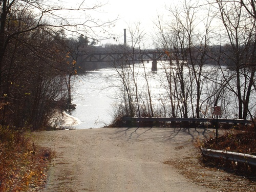 Merrimack River/Boat Launch