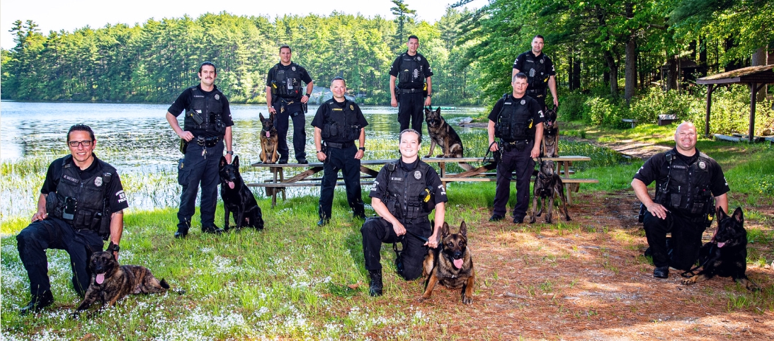 Manchester Association of M.A.P.K9 Police K-9's