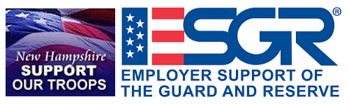 New Hampshire Supports Our Troops - Employer Support of the Gard and Reserve