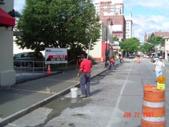 Downtown Sidewalk Improvements 2