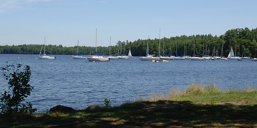 Lake Massabesic Water Shed