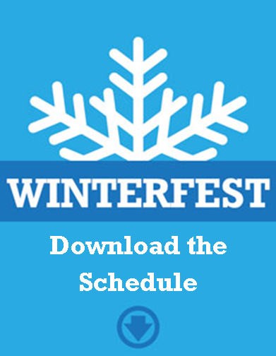 Winterfest Download the Schedule