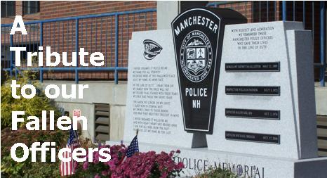 A Tribute to our Fallen Officers