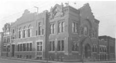 MPD Headquarters in 1932