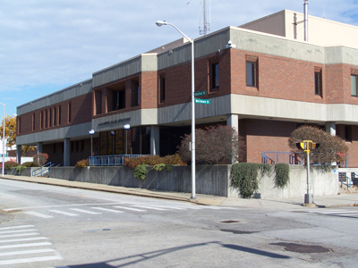 MPD Headquarters in 2010