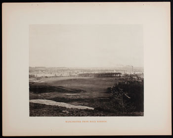 Manchester From Rock Rimmon, 1892
