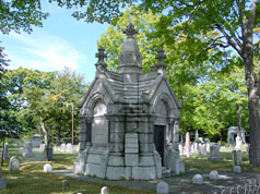 Valley Cemetery Tomb