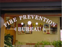 Fire Prevention Bureau