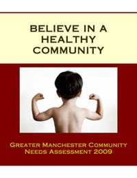 Believe in a Health Community Cover
