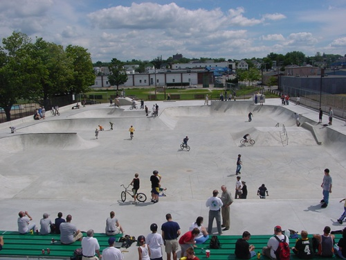 Adam Curtis Skateboard Park