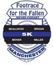 Foot Race for the Fallen Logo